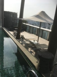 Composite Decking at 1 Moulmein Rise