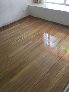 Oak Flooring at Estilo