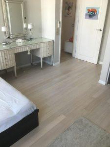 White Wash Wood Flooring at Trillium