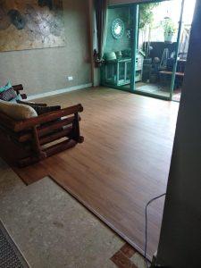 Golden Oak Vinyl Flooring @ Southaven 2