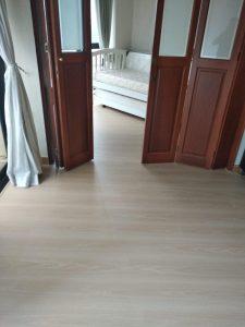 Natural Oak Vinyl Flooring @ Dover Parkview