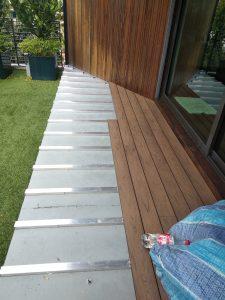 Composite Wood Decking @ Goodman Road
