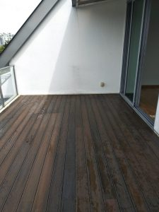 Composite Wood Decking @ Verdure